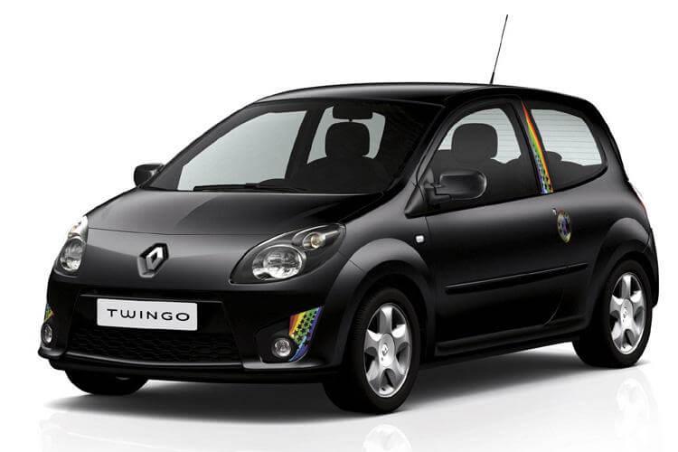 Renault Twingo - (Gruppo B)