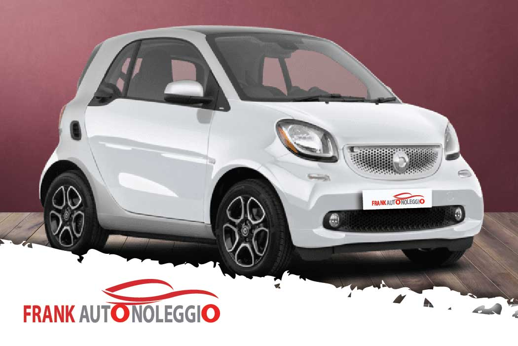 SMART FORTWO in promotion in Rome