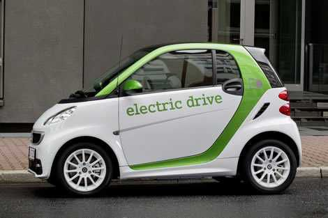 SMART FORTWO Electric in promotion in Rome