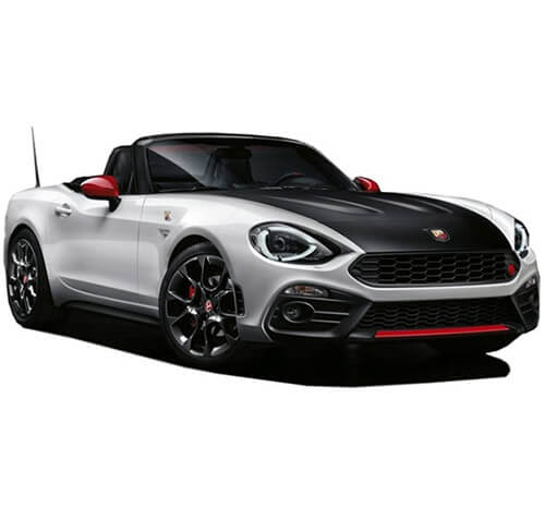 Fiat 124 Spider Abarth 180 HP