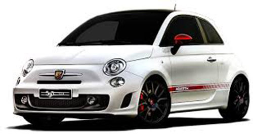 Fiat 595 Abarth 180 CV Competition