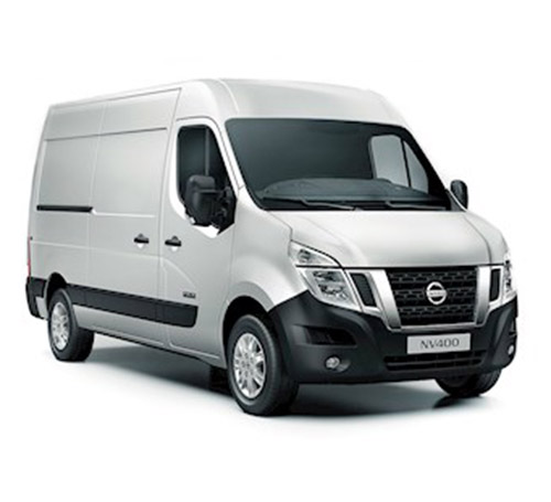 NISSAN NV400 L2/H2 in promotion in Naples