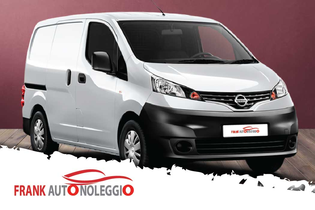 NISSAN NV200 L1 / H1 in promotion in Rome