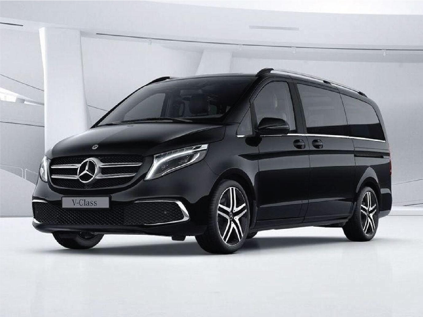 Mercedes Classe-V Extra Long