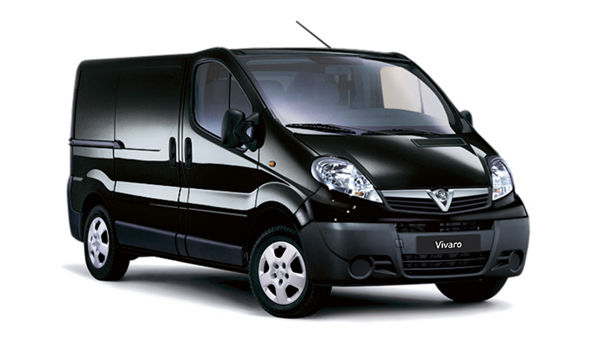 Opel Vivaro 9 seats in promotion in Naples