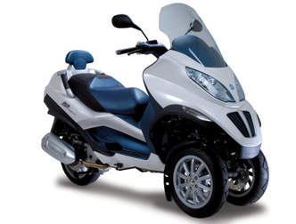 PIAGGIO MP3 in promotion in Rome