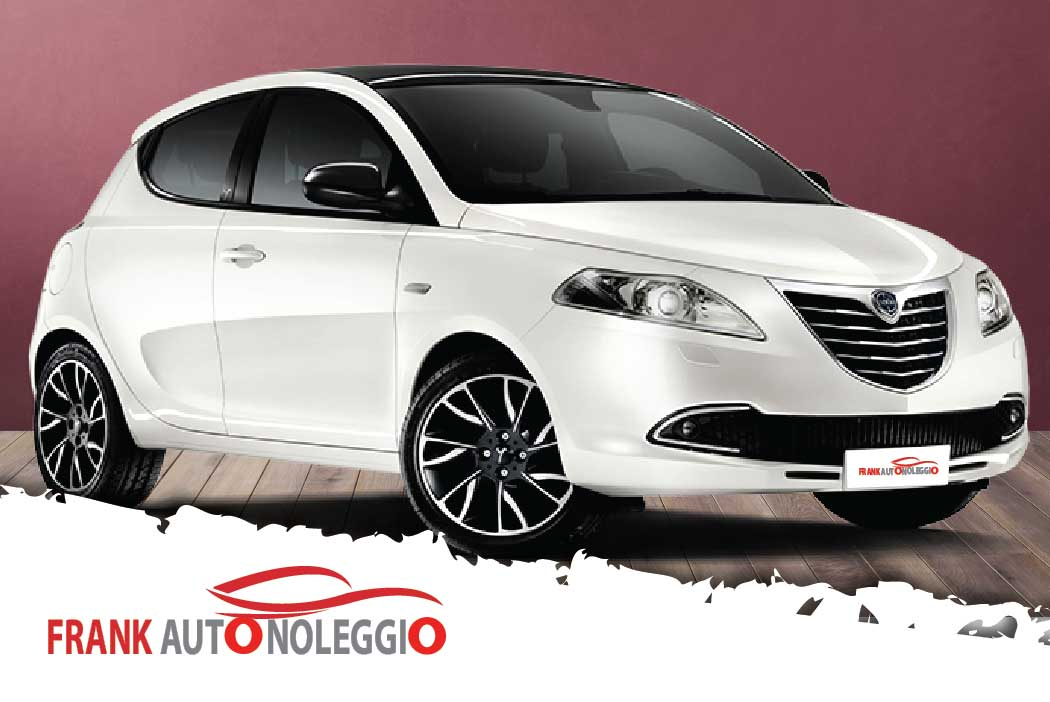 Fiat Lancia Ypsilon in promotion in Naples