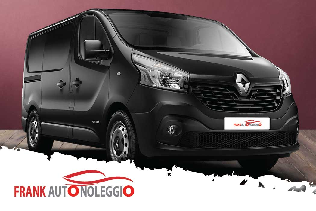 Renault New Trafic 9 Places Long Pass in promotion in Rome