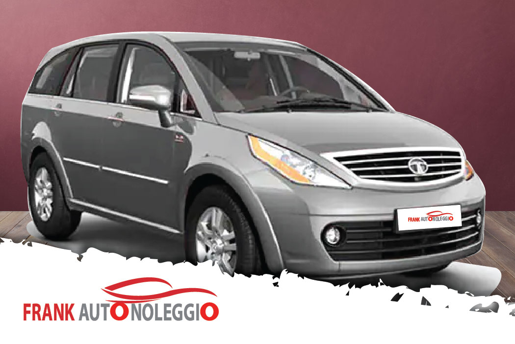 TATA ARIA 4X4 2.7 TDI 7 Places for promotion in Rome