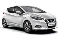 Nissan Micra in promozione su Napoli